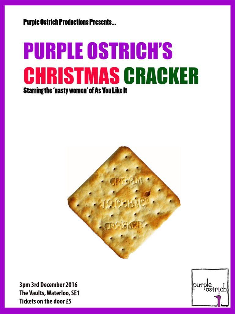 Vaults Christmas Cracker